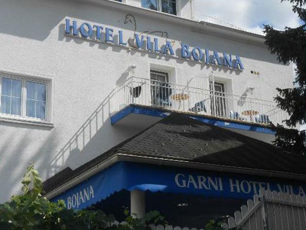 Hotel Vila Bojana**** 3 nap 2 éjszaka 2 fő részére reggelivel