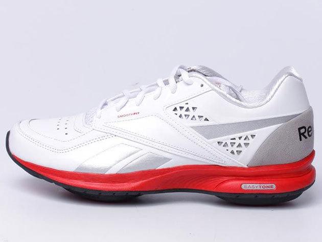 Reebok Easytone Street II, férfi Easytone sportcipő - fehér - 40
