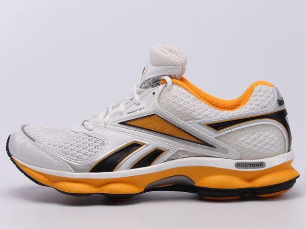 Reebok Runtone Prime, férfi Easytone sportcipő - fehér - 40