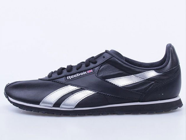 Reebok FREEDOM CITY, férfi utcai cipő - fekete