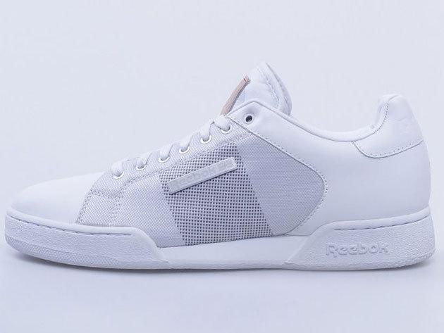 Reebok NPC II Split Mono, férfi utcai cipő - fehér - 39