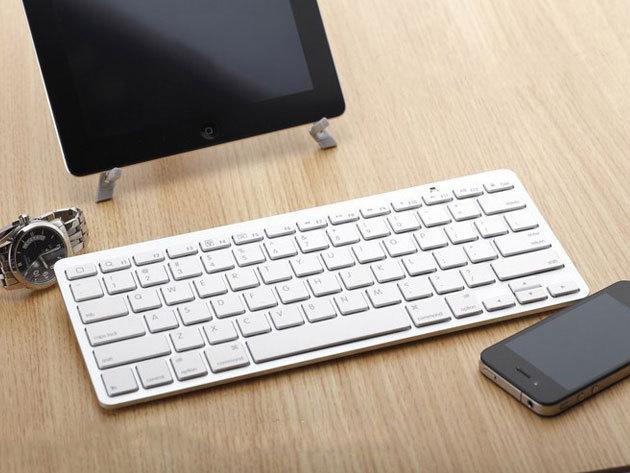 Vezeték nélküli bluetooth billentyűzet és Wireless mini billentyűzet - hasznos kiegészítő akár telefonhoz és tablethez is, a gyors gépelésért