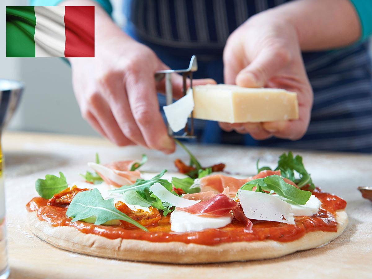 Olasz pizzakészítő kurzus 3-4 órában / sajátítsd el az apró fortélyokat egy Olaszországban tanult szakácstól! / III. kerület