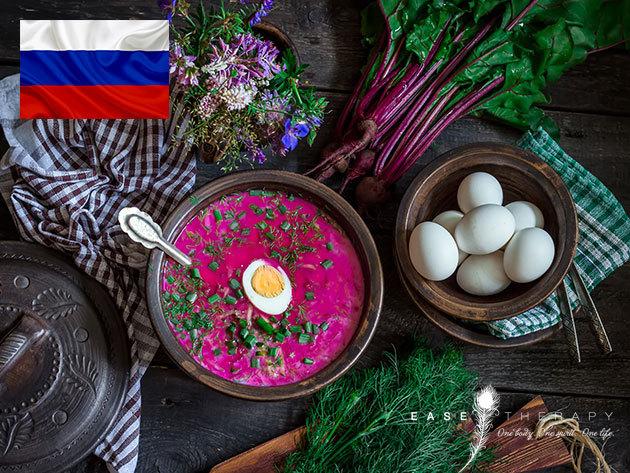 EASE Therapy orosz főzőkurzus, autentikus vodka és hangzatos tosztok kíséretében a I. kerületi Ízbisztróban