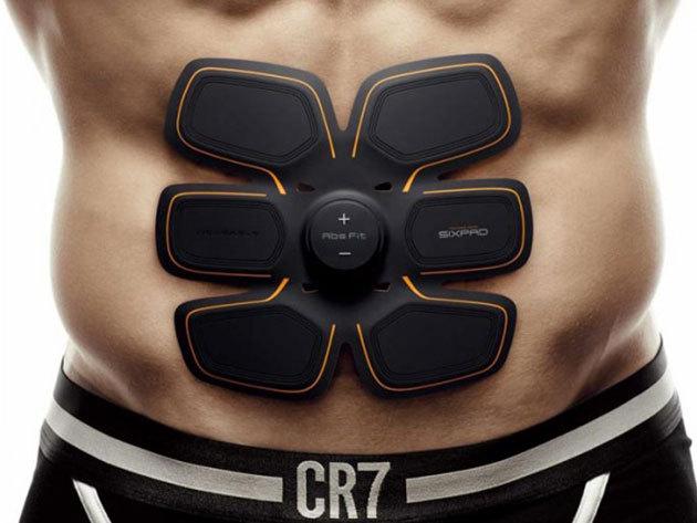 Beauty Body és AbTronic X2 izomstimulációs készülékek a karcsúbb derékért és kockás hasért