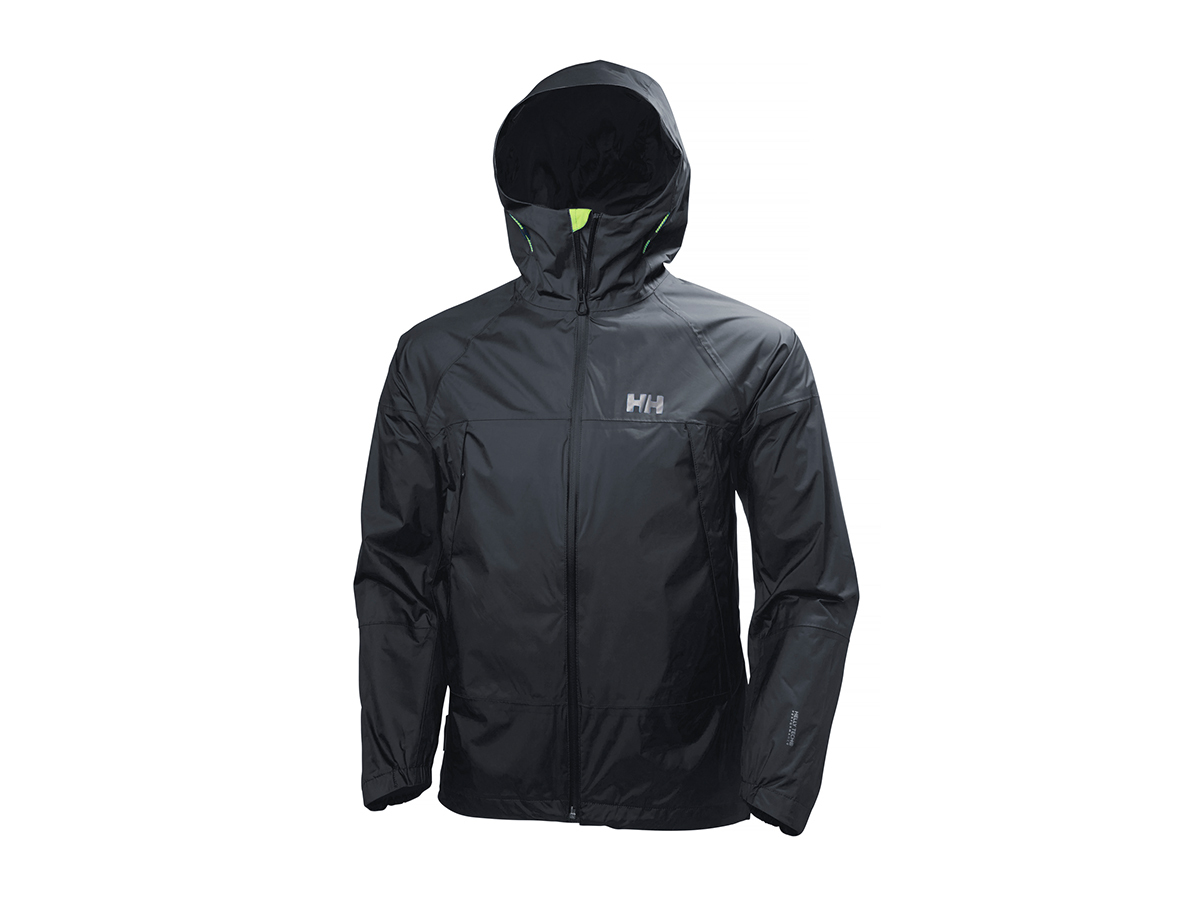 Helly Hansen LOKE SAGA JACKET GRAPHITE BLUE L (62721_994-L)