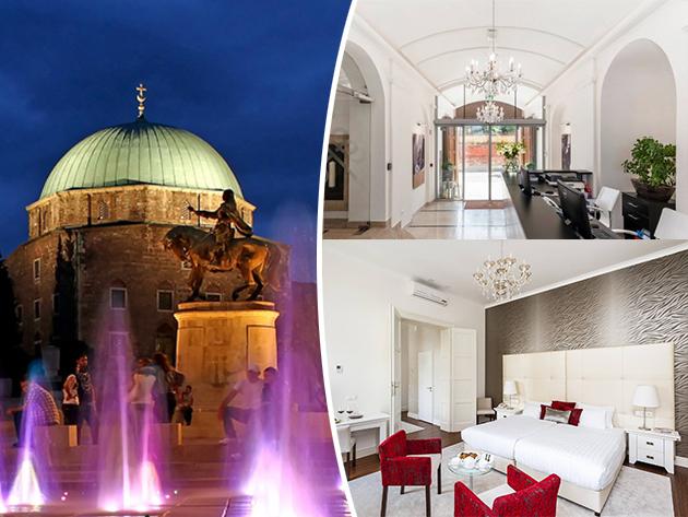Pécs, Adele Hotel**** - 3 nap 2 éjszaka szállás svédasztalos reggelivel, welcome drinkkel és csoki bekészítéssel 2 főre + egyéb kedvezmények / 2018. márciusig