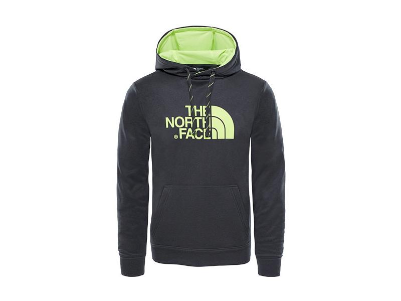 The North Face férfi pulóver SUR HD- EU D GR H/DAY YLW- T92XL83ZV - M - AZONNAL ÁTVEHETŐ