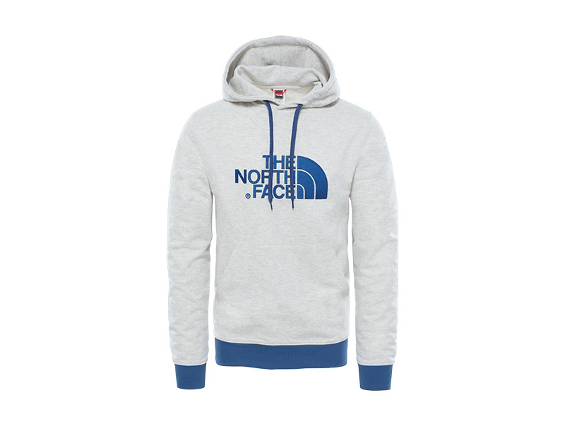 The North Face férfi pulóver M LT DREW PEAK PO HD TNF OATMEAL HEA- T0A0TECEJ - L (UTÁNRENDELÉSRE)
