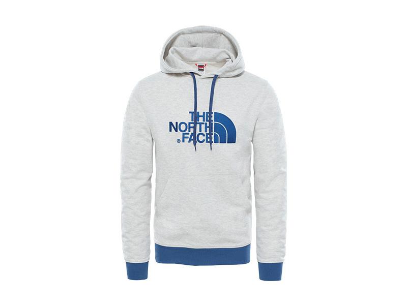 The North Face férfi pulóver M LT DREW PEAK PO HD TNF OATMEAL HEA- T0A0TECEJ - XL (UTÁNRENDELÉSRE)