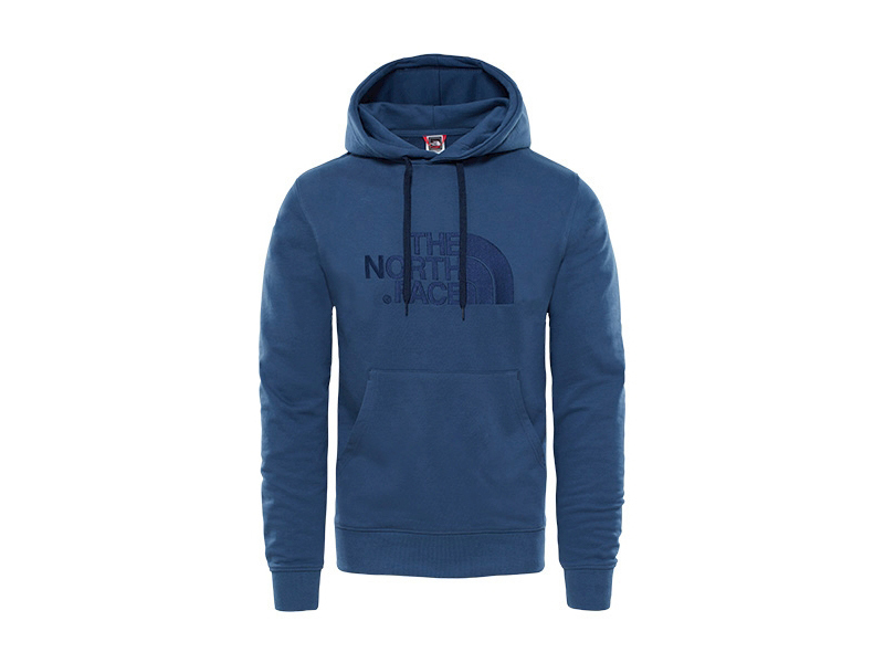 The North Face férfi pulóver M LT DREW PEAK PO HD BLUE WING TEAL - T0A0TEN4L - XL (UTÁNRENDELÉSRE)