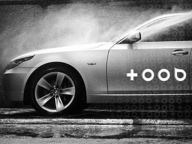 Autókozmetika - fényszóró polírozás prémium külső mosással a TOOB&VELOX gumiszerviznél (IX. ker.)