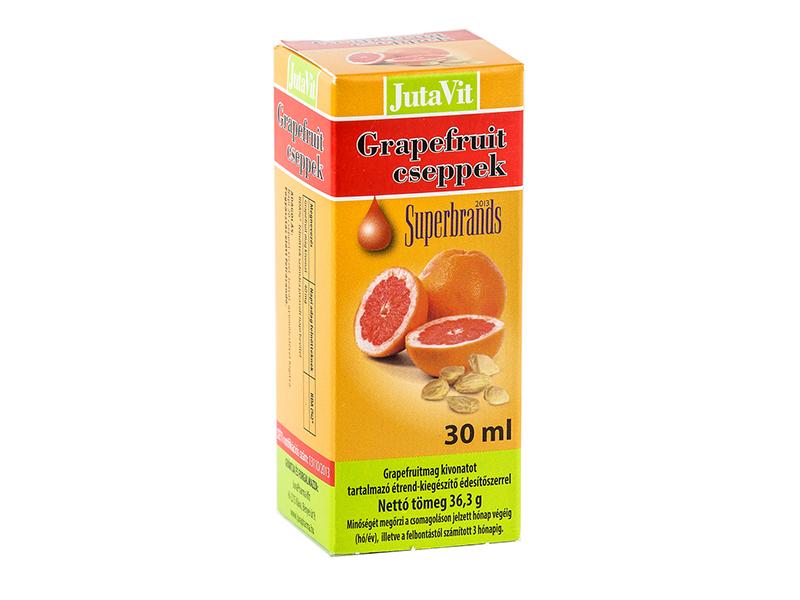 JutaVit Grapefruitmag csepp 30ml