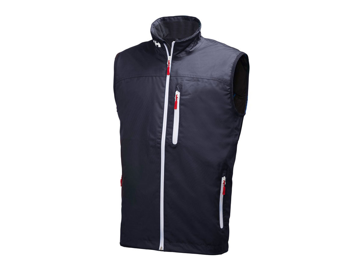 Helly Hansen CREW MIDLAYER VEST NAVY XL (30341_597-XL)