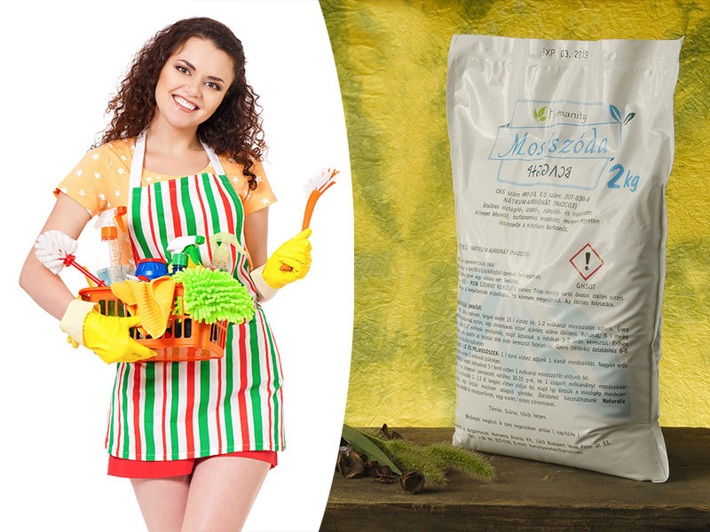 Egészségtudatos tisztítószerek: csuda bórax, mosóparfüm, folttisztító/fehérítő, mosószóda és tisztító szódabikarbóna