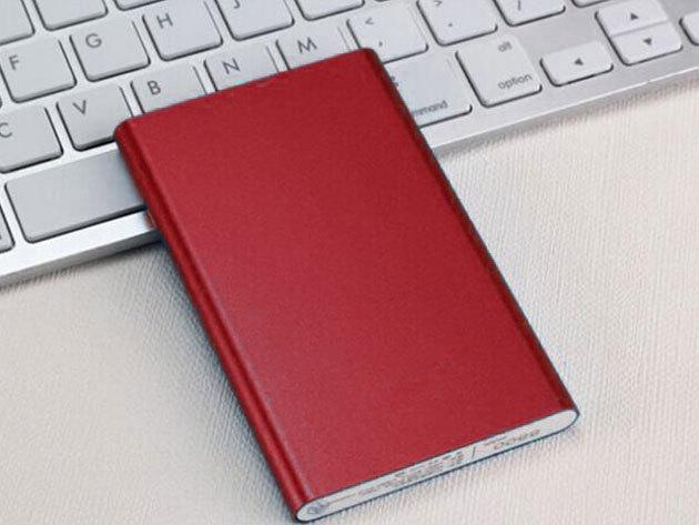 Powerbank Galaxy USB-C 10000 mAh (bordó) IRP-000004311