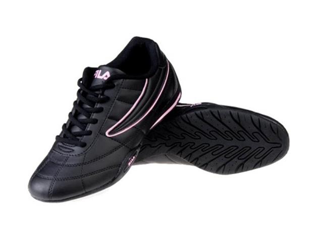 FILA CAPRI BLACK 92 PINK utcai sportcipő - 38