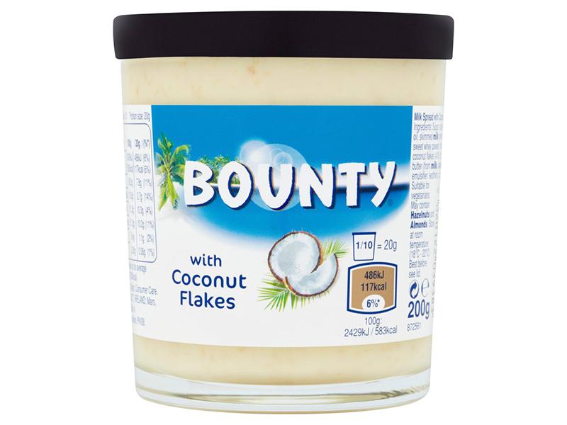 Bounty krém 200g