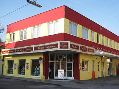 Bécs - A Heindl csokoládégyár és a Schönbrunni kastély 2018.04.07-én / fő