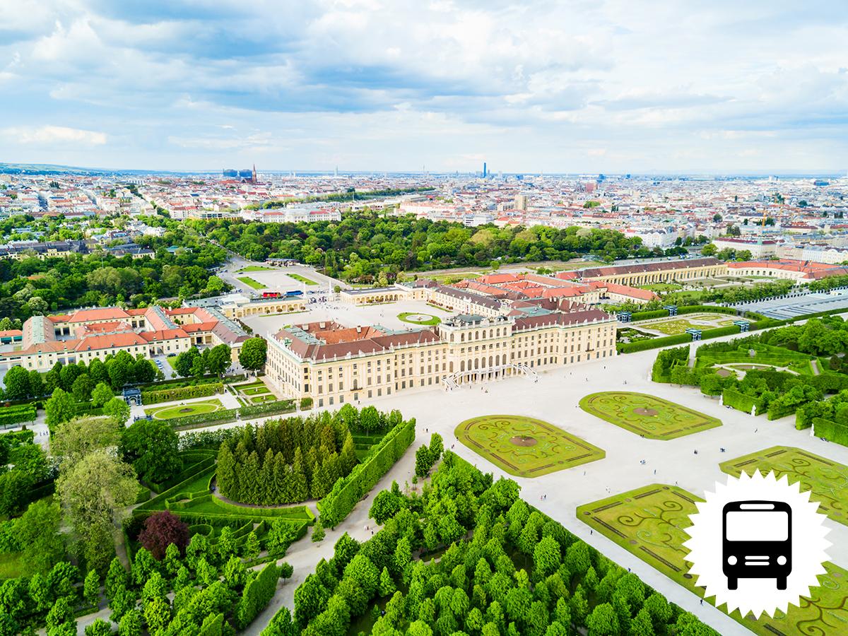 Bécs, 1 napos buszos utazás: a Heindl csokoládégyár és a Schönbrunni kastély 2018.09.22-én / fő