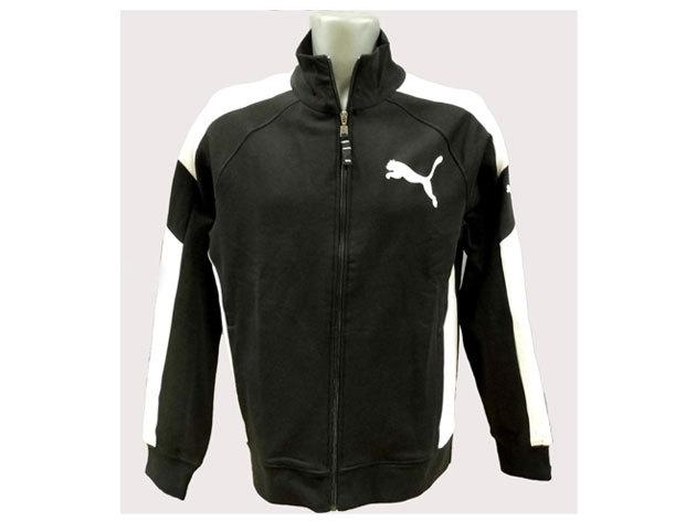 Puma Sweat Jacket férfi felső - L