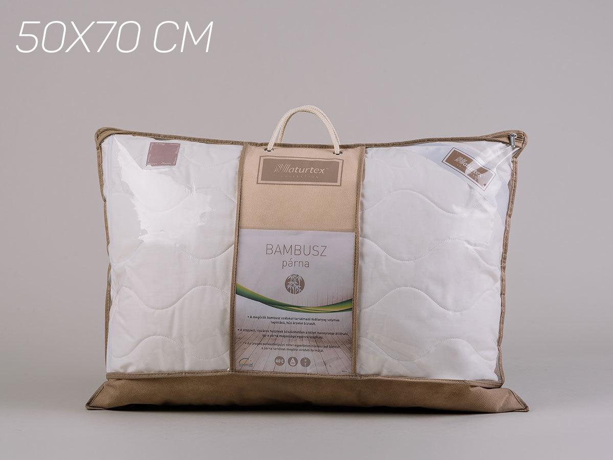 Bamboo félpárna (50x70) 500g