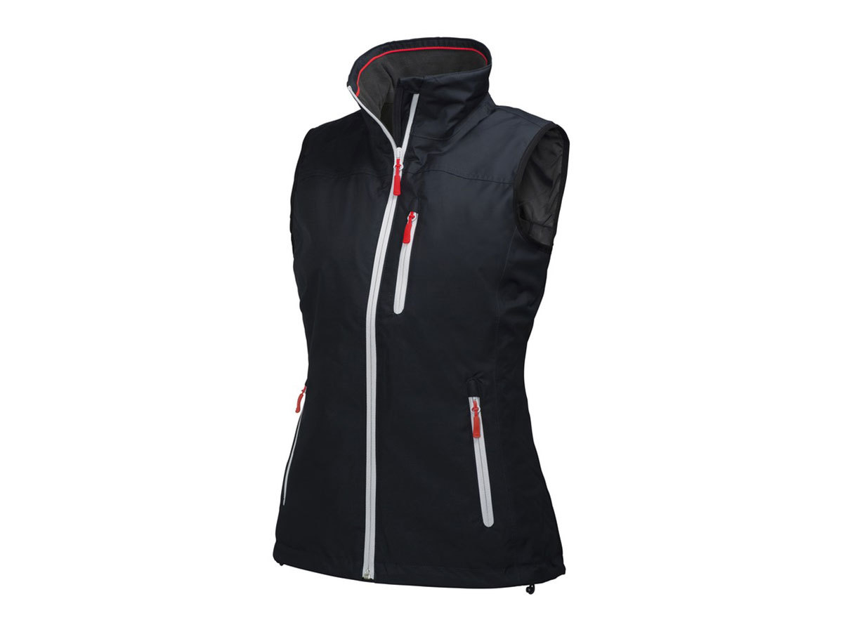 Helly Hansen W CREW MIDLAYER VEST NAVY XL (31334_597-XL)