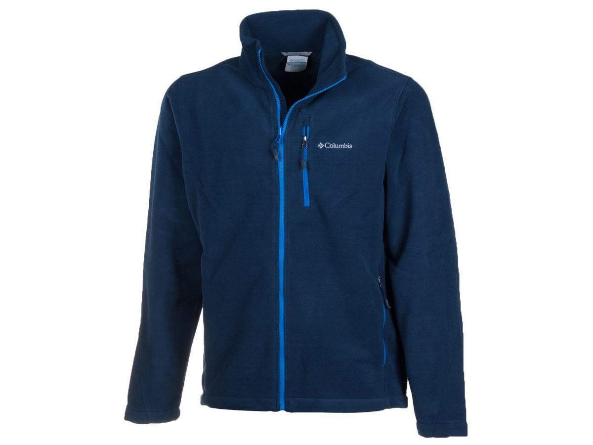 Forest Peak Fleece Jacket (464-Collegiate Navy) - M - 1629281-p