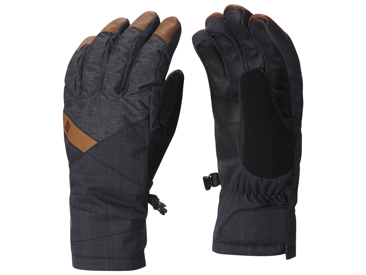 St. Anthony Men's Glove (010-Black) - M - 1684041-p