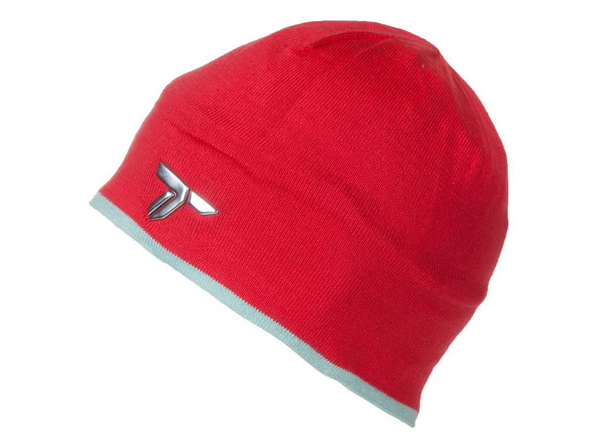 Carvin Ski Beanie (653-Red Camellia) - 1682111-p