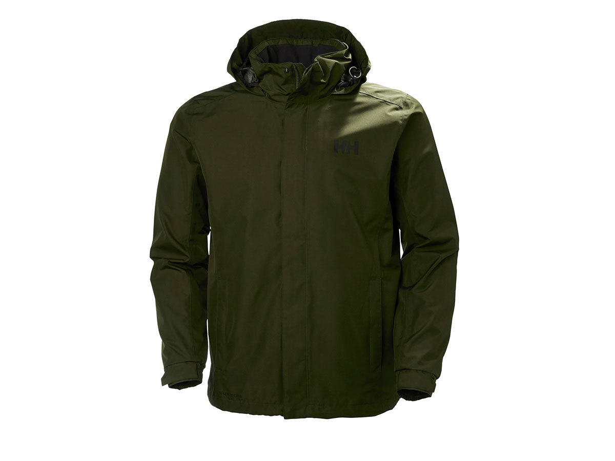 Helly Hansen DUBLINER JACKET - FOREST NIGHT - XXXXL (62643_469-4XL )