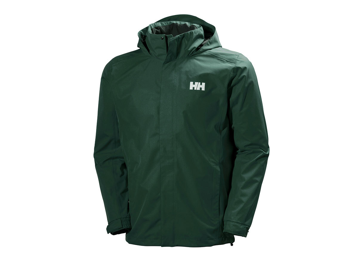 Helly Hansen DUBLINER JACKET DARKEST SPRUCE XL (62643_495-XL)