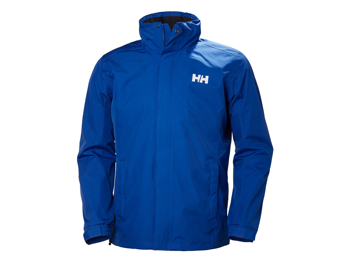 Helly Hansen DUBLINER JACKET OLYMPIAN BLUE XL (62643_563-XL)