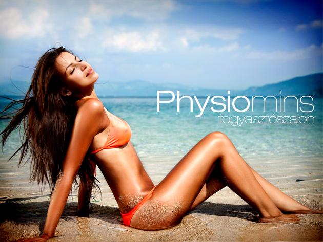 A Physiomins fogyasztó kezeléssorozatával garantáltan leadod az eddig makacsul hozzád ragaszkodó kilóidat!