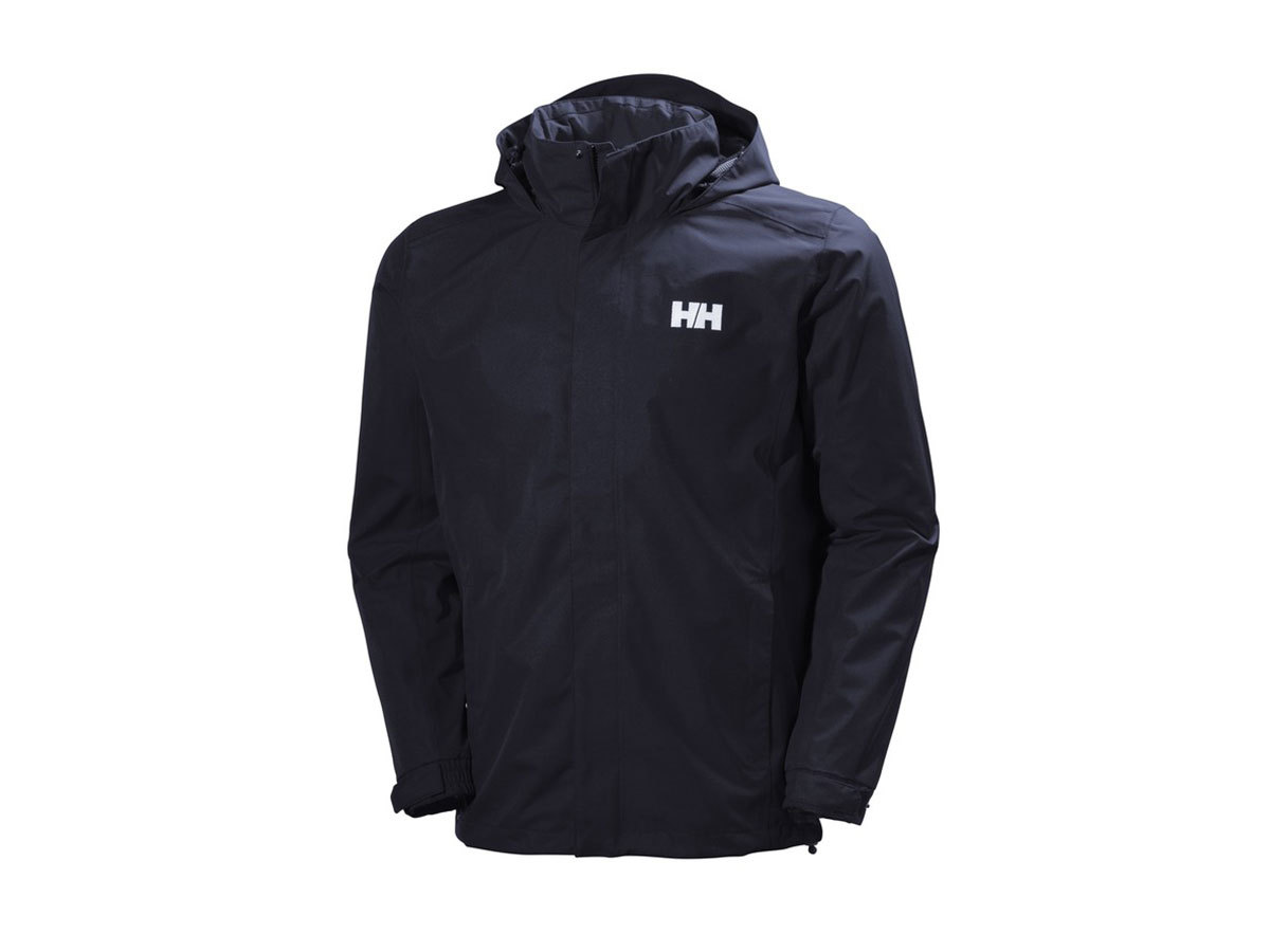Helly Hansen DUBLINER JACKET NAVY XXXXL (62643_597-4XL)