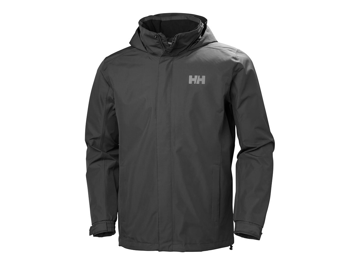 Helly Hansen DUBLINER JACKET BLACK XXXXL (62643_990-4XL)