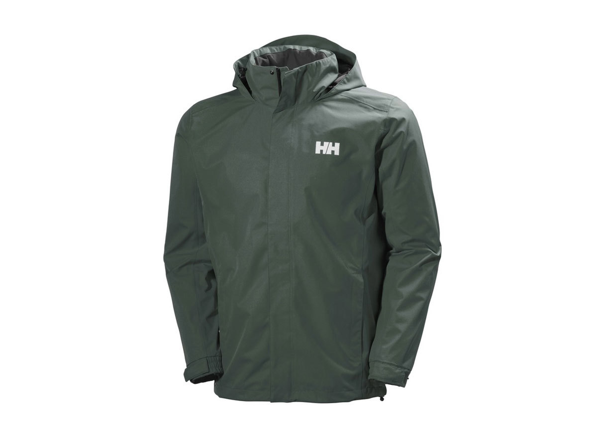 Helly Hansen DUBLINER JACKET JUNGLE GREEN M (62643_390-M)