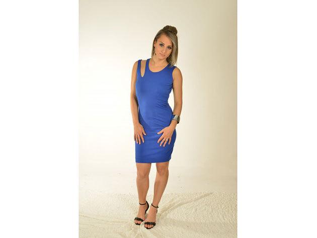 Parma ruha - kék - 34