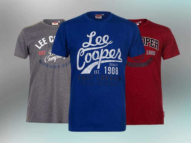 Lee Cooper Vintage férfi póló  S-XXL 13056977cc