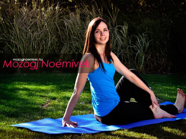 Pilates és gerinctorna az egészséges gerincért.