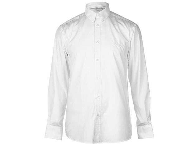 Pierre Cardin férfi hosszú ujjú ing - 55800101 fehér - XL