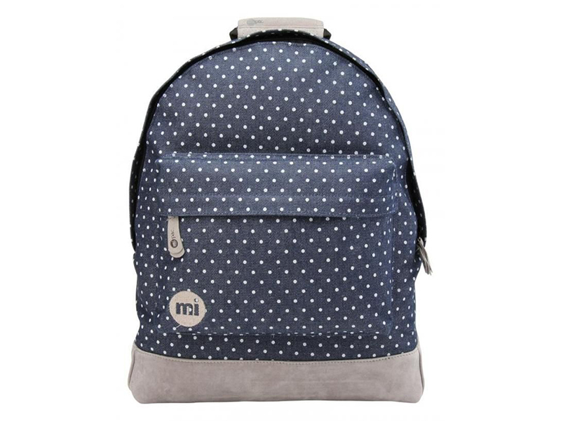 Mi-Pac Denim Spot Indigo/white