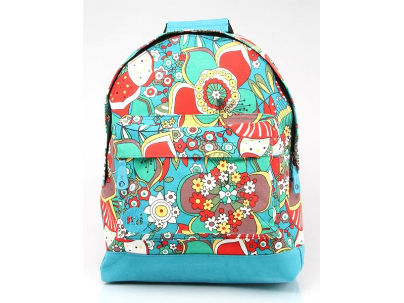 Mi-Pac Sixties Floral Multi/Blue