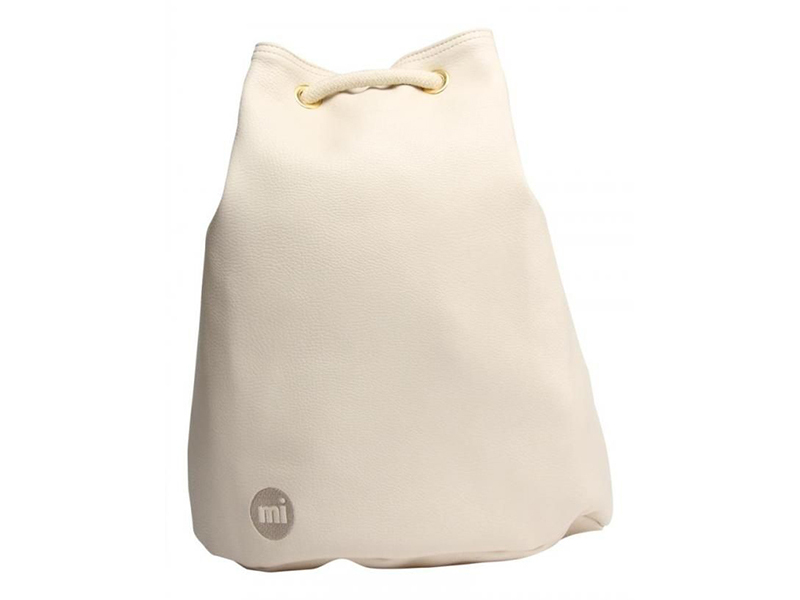 Mi-Pac Swing Bag Tumbled Cream Hátizsák