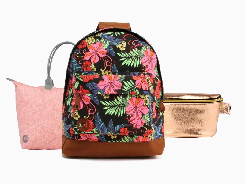 Mi-Pac hátizsákok és kézitáskák most verhetetlen áron, 1 év garanciával - kényelmes, dizájnos, strapabíró anyagból