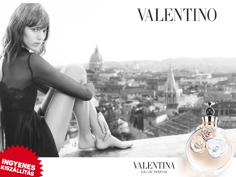 Valentino - Valentina parfüm (EDP) nőknek (80ml) virágos-orientális illattal / Ingyenes kiszállítással!