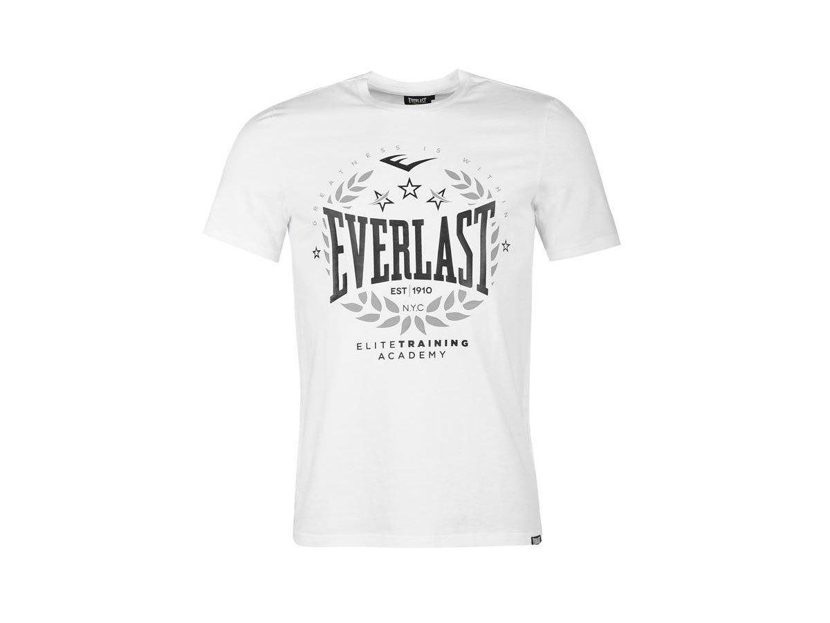 Everlast Logo férfi póló - 59501301 - fehér - L