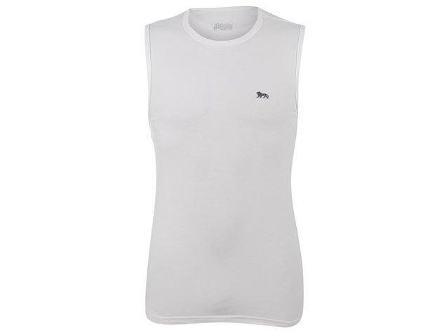 Lonsdale férfi aláöltöző trikó - 42706301  fehér trikó - L