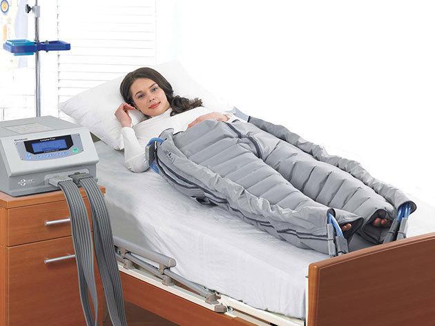 Dr. Life méregtelenítő nyirokmasszázs + oxigénterápia / 1 vagy 3 alkalom, a Brillantisz Stúdióban (V. kerület)