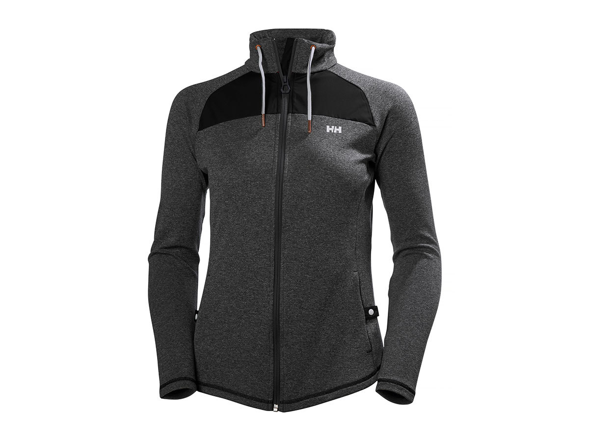 Helly Hansen W VALI JACKET CHARCOAL XS (62708_964-XS)
